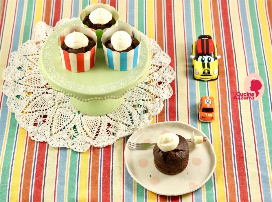 muffins cioccolato e barberosse