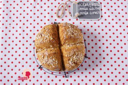pane soda bread senza glutine