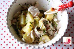 gallinella e patate