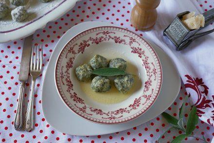 nudi con verdure cotte Nanni