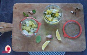patate e baccalà in vasocottura per Nanni