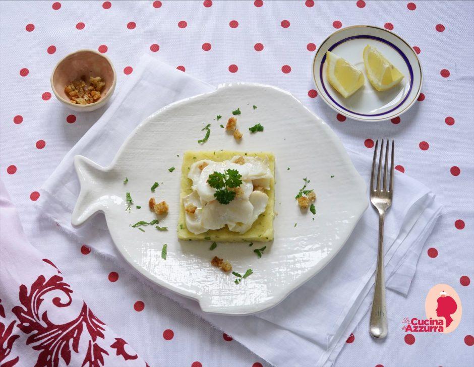 baccalà e patate mascè